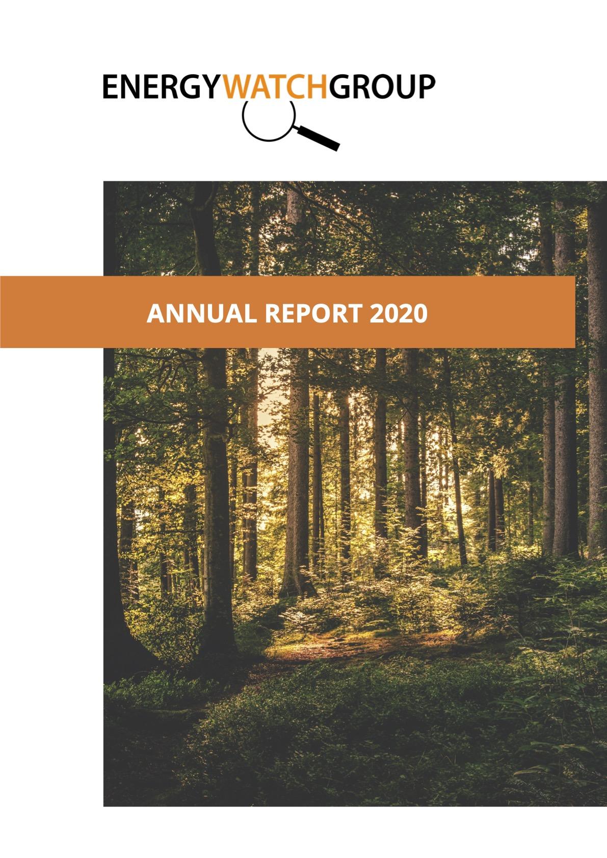 Annual Report 2020 English