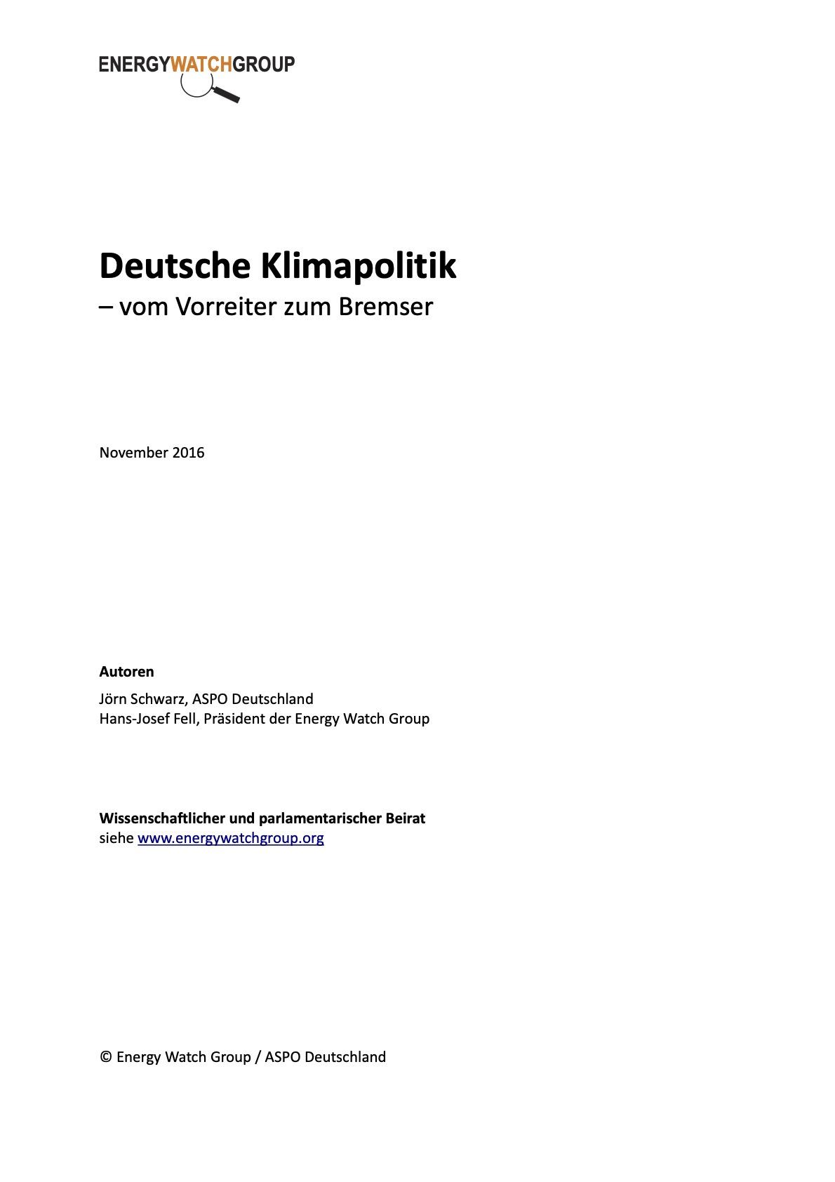 EWG-Klimapolitik-Deutschland-Nov-2016