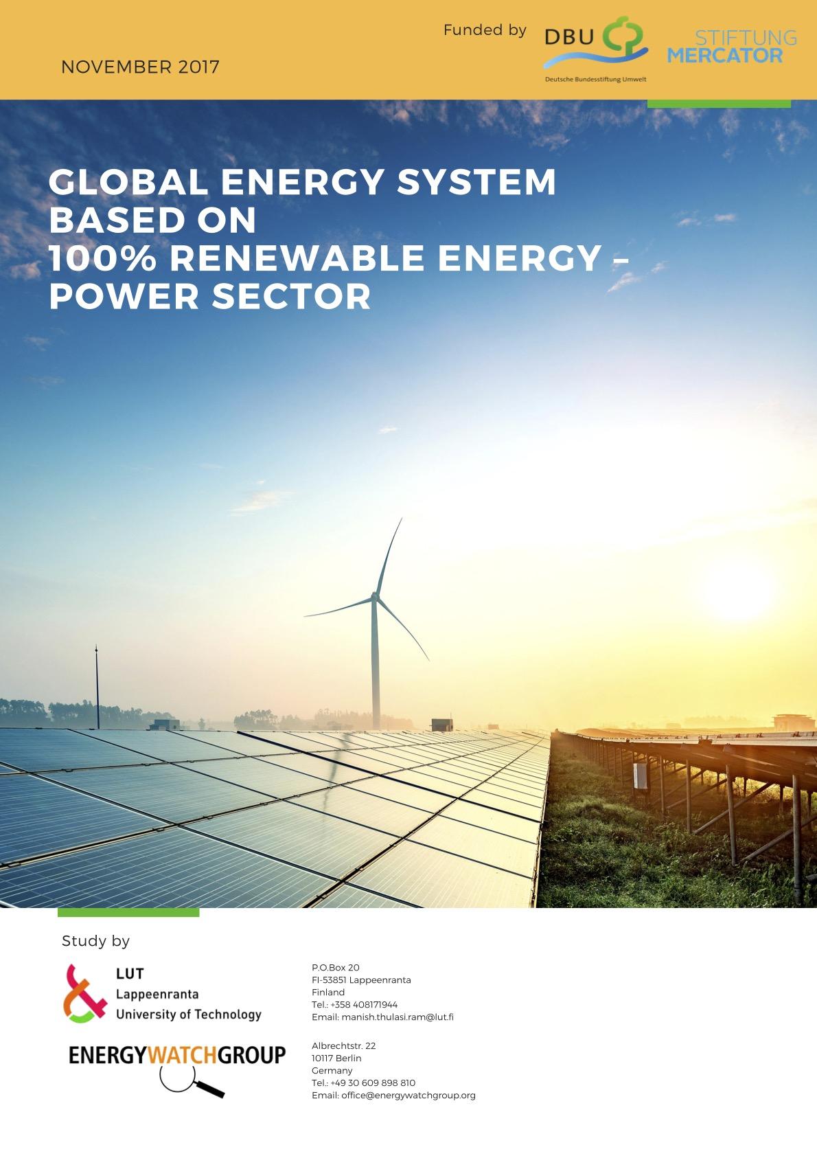 Full-Study-100-Renewable-Energy-Worldwide-Power-Sector
